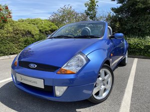 2006 Ford StreetKa 1.6i Winter II Edition with 49,700m