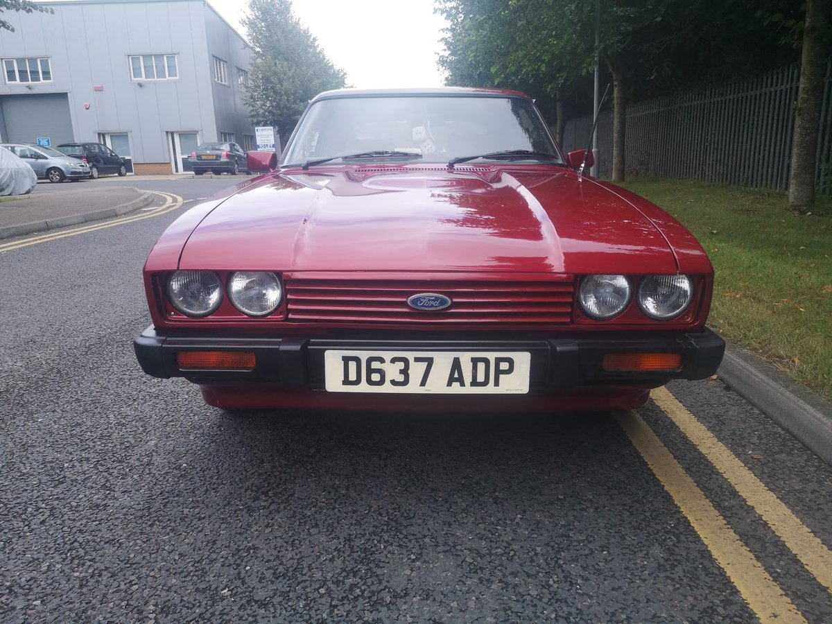 1987 Ford Capri 1.6 Laser Now Sold similar Fords wanted For Sale (picture 3 of 6)