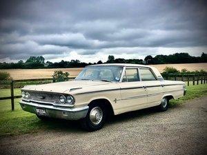 1963 Ford Galaxie Sedan (R.H.D) For Sale