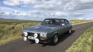 1986 ford capri 2.8i special