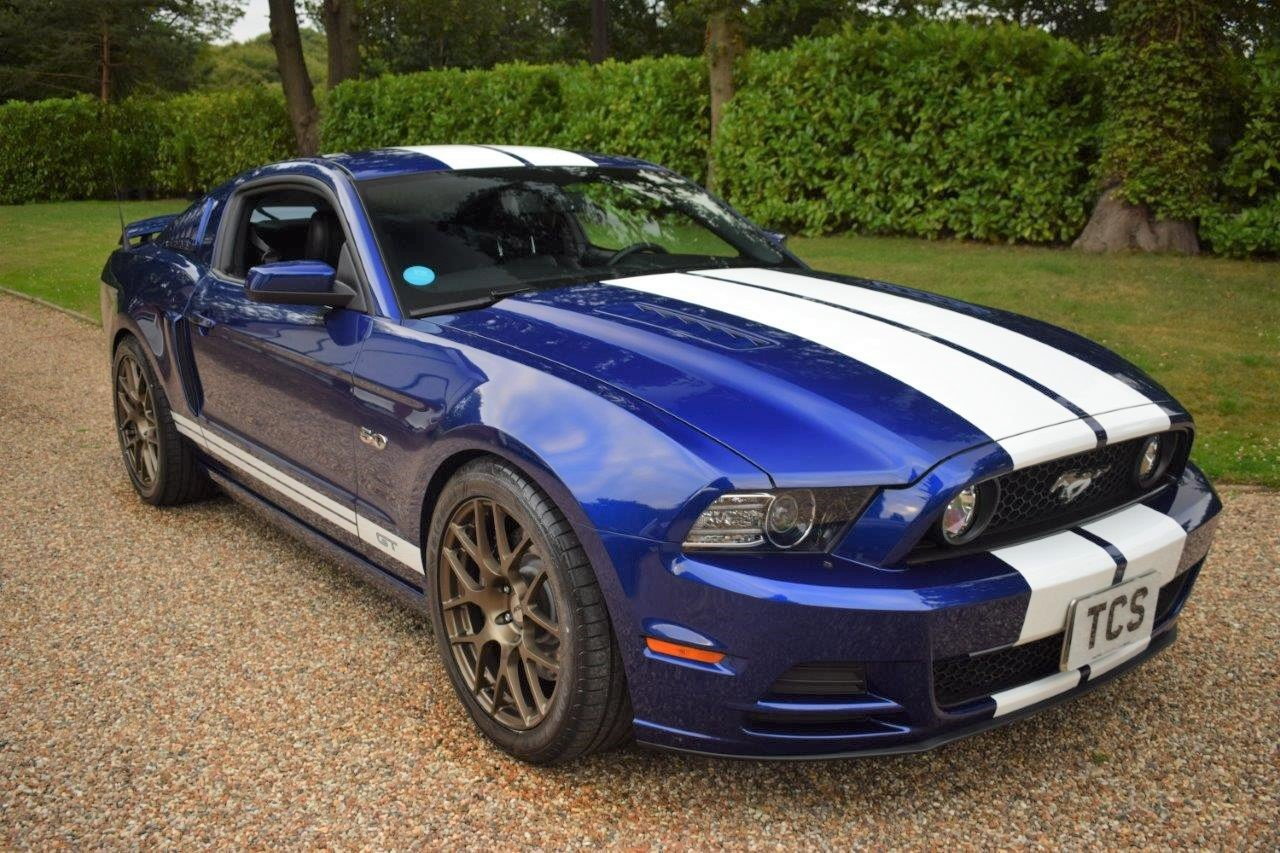 2013 Ford Mustang 5.0i V8 GT Fastback  For Sale (picture 1 of 6)