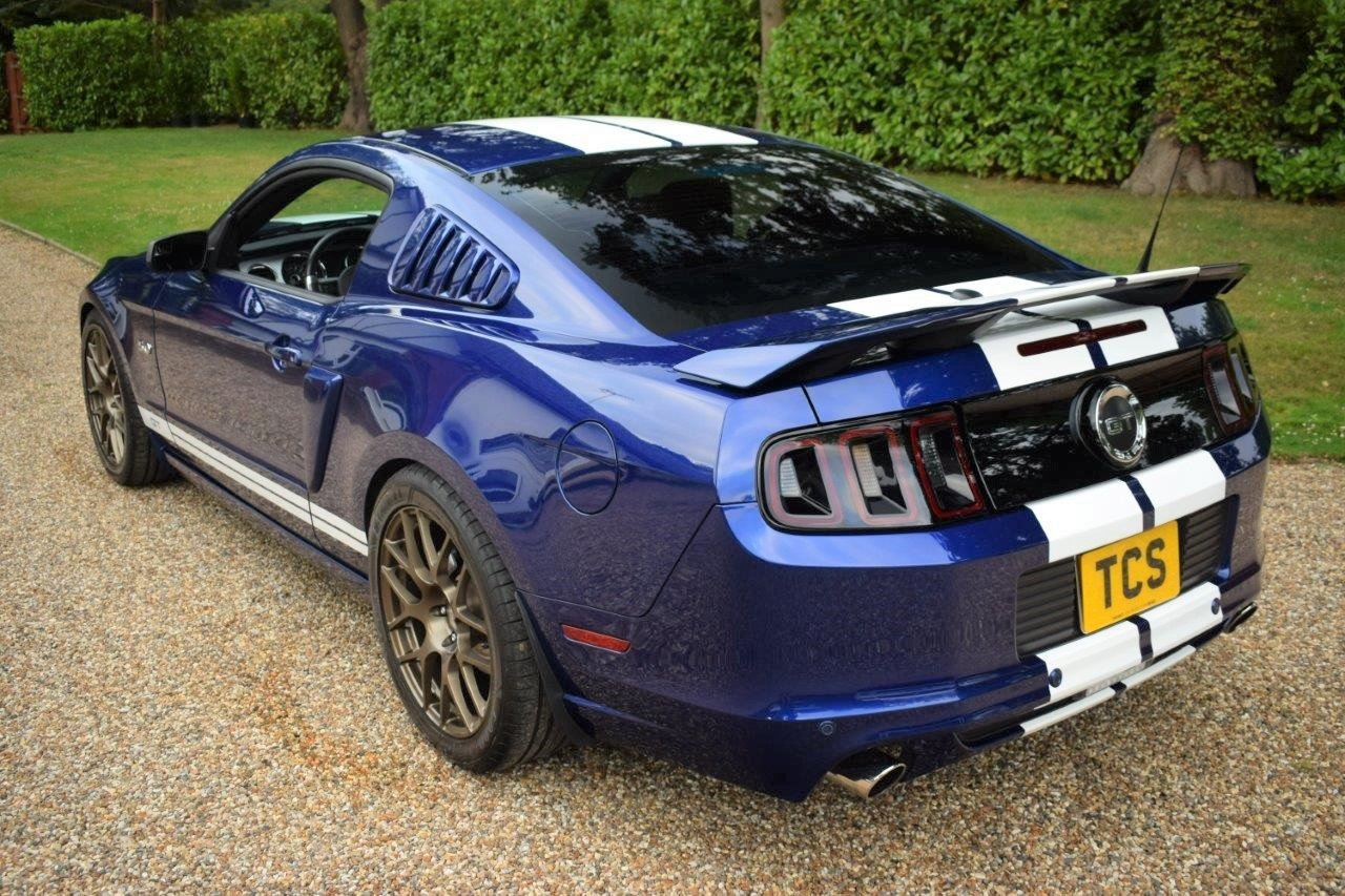 2013 Ford Mustang 5.0i V8 GT Fastback  For Sale (picture 2 of 6)