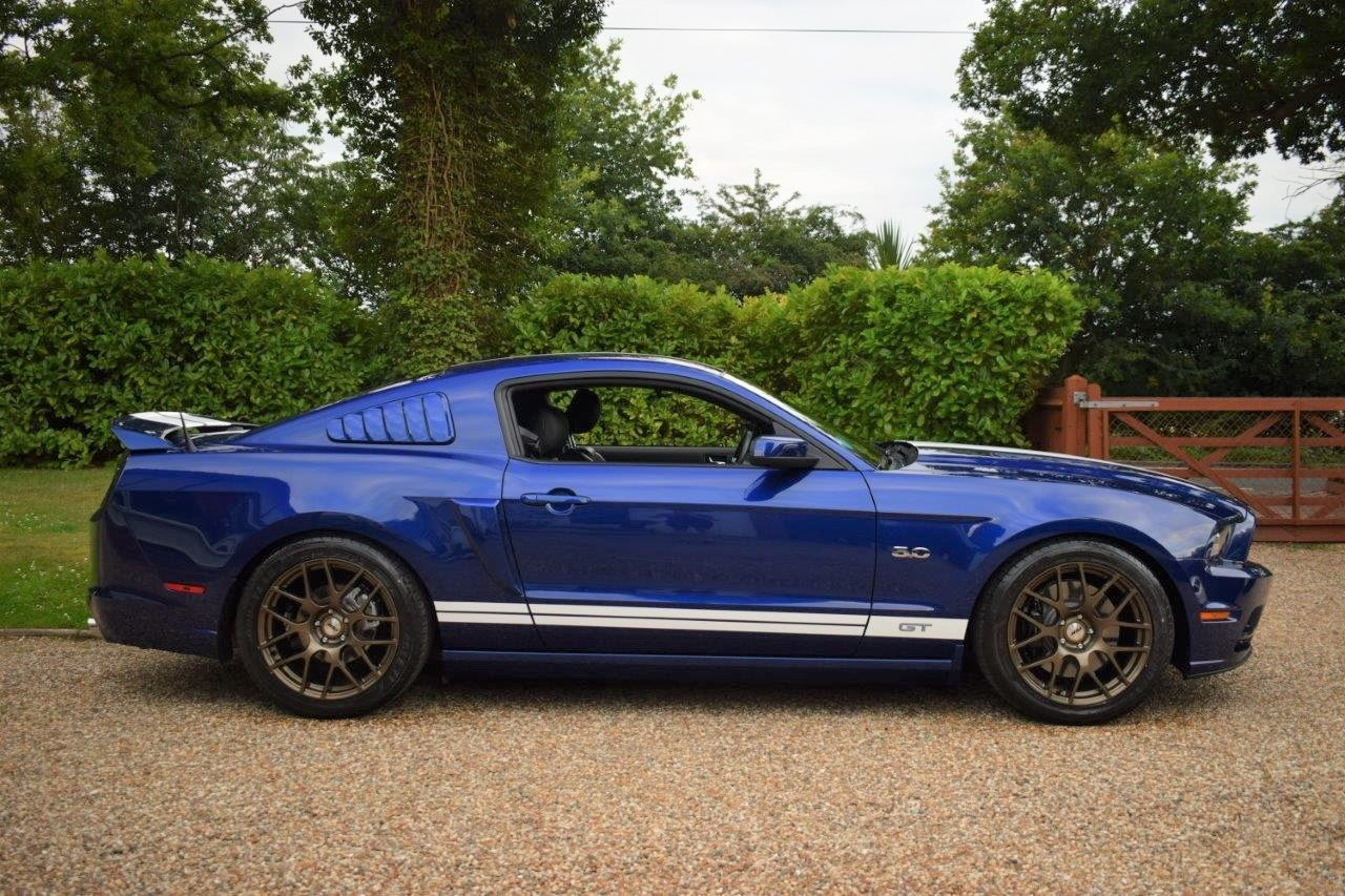 2013 Ford Mustang 5.0i V8 GT Fastback  For Sale (picture 3 of 6)