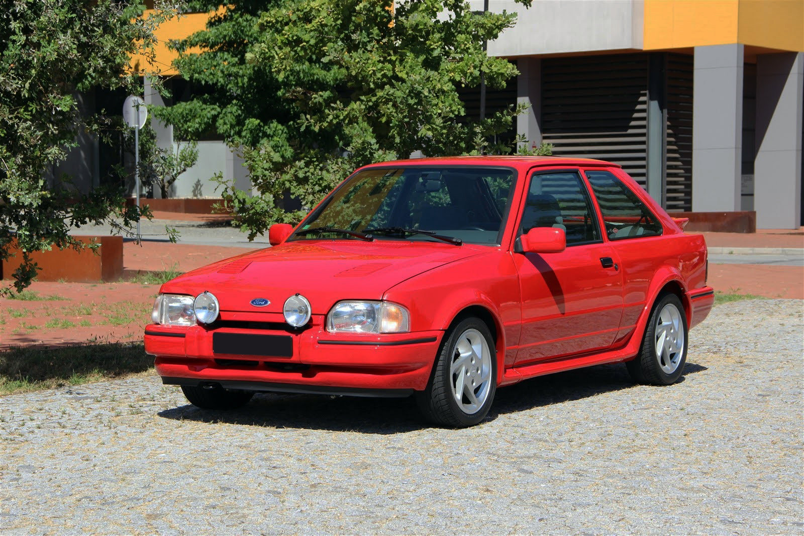 1989 Ford Escort RS Turbo For Sale (picture 1 of 6)