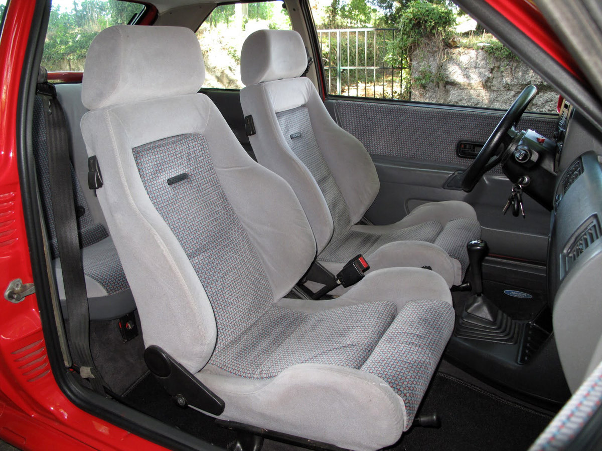1989 Ford Escort RS Turbo For Sale (picture 4 of 6)
