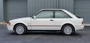 1989 Ford Escort XR3i