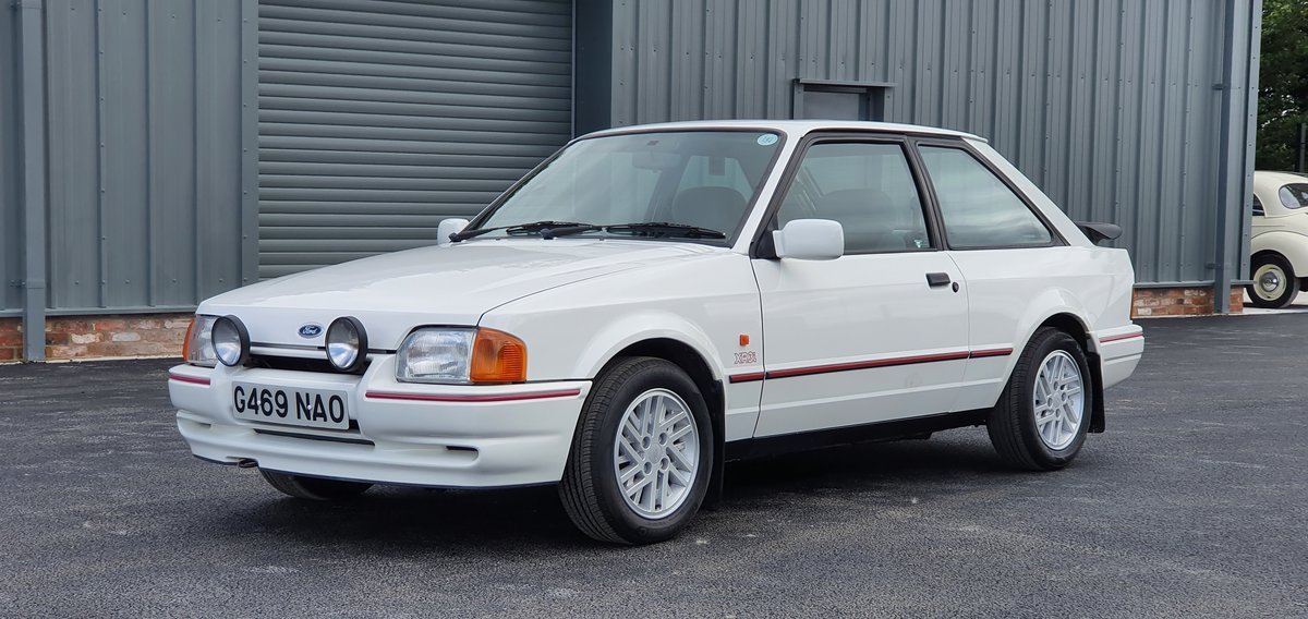 1989 Ford Escort XR3i For Sale (picture 2 of 6)