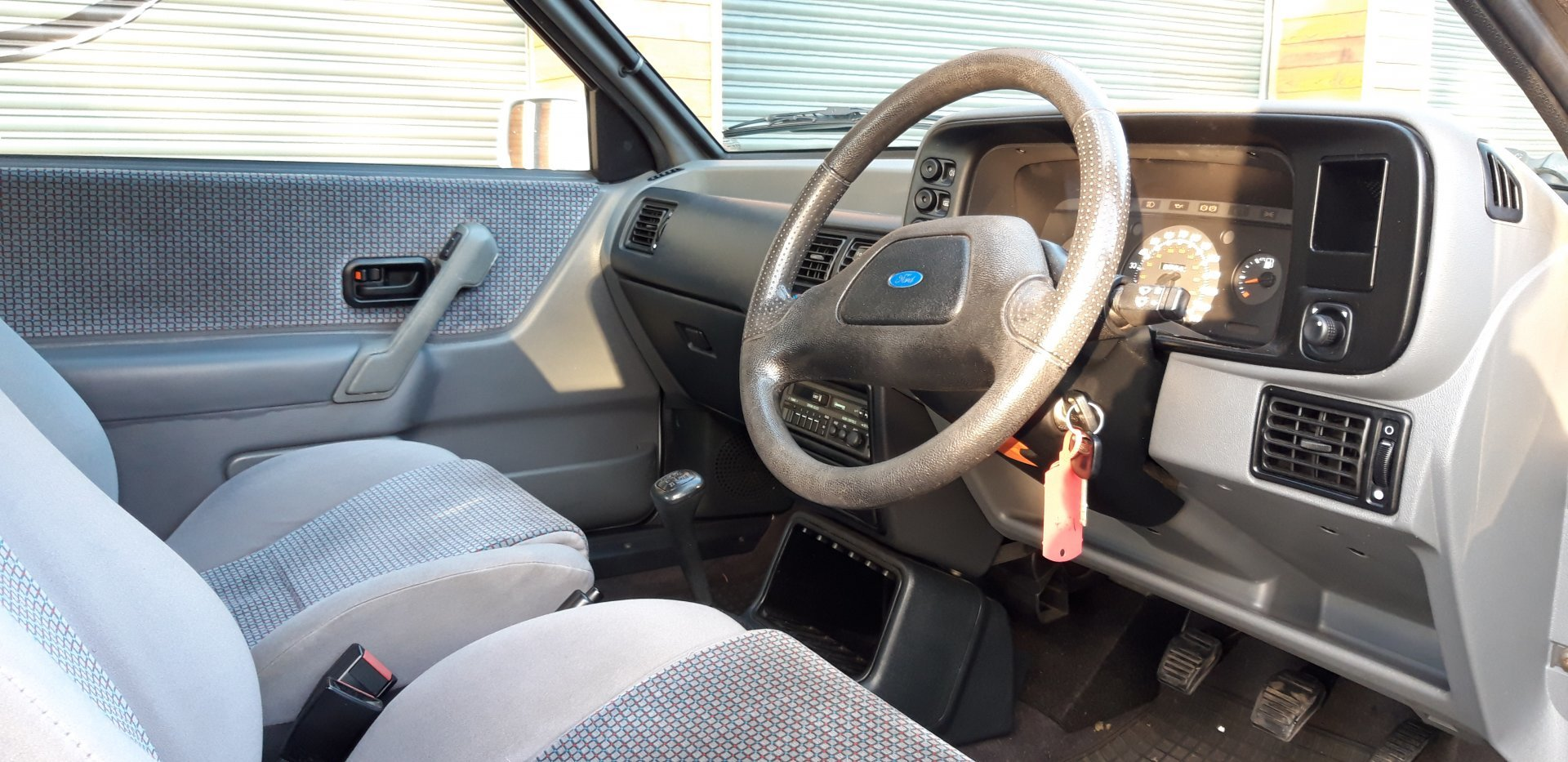 1989 Ford Escort XR3i For Sale (picture 5 of 6)