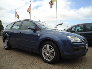 Picture of 2006 FOCUS GHIA ESTATE For Sale