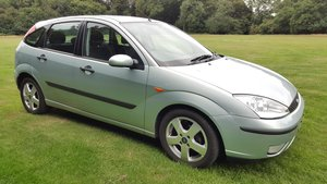 2004 Focus 1.8 Edge, One Owner Vehicle With Low Mileage SOLD