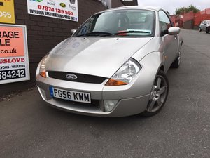 VERY LOW MILEAGE StreetKA Convertible 1.6 Petrol Manual