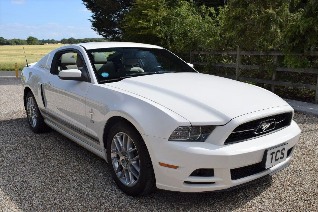 2014 Ford Mustang Fastback  For Sale (picture 1 of 6)