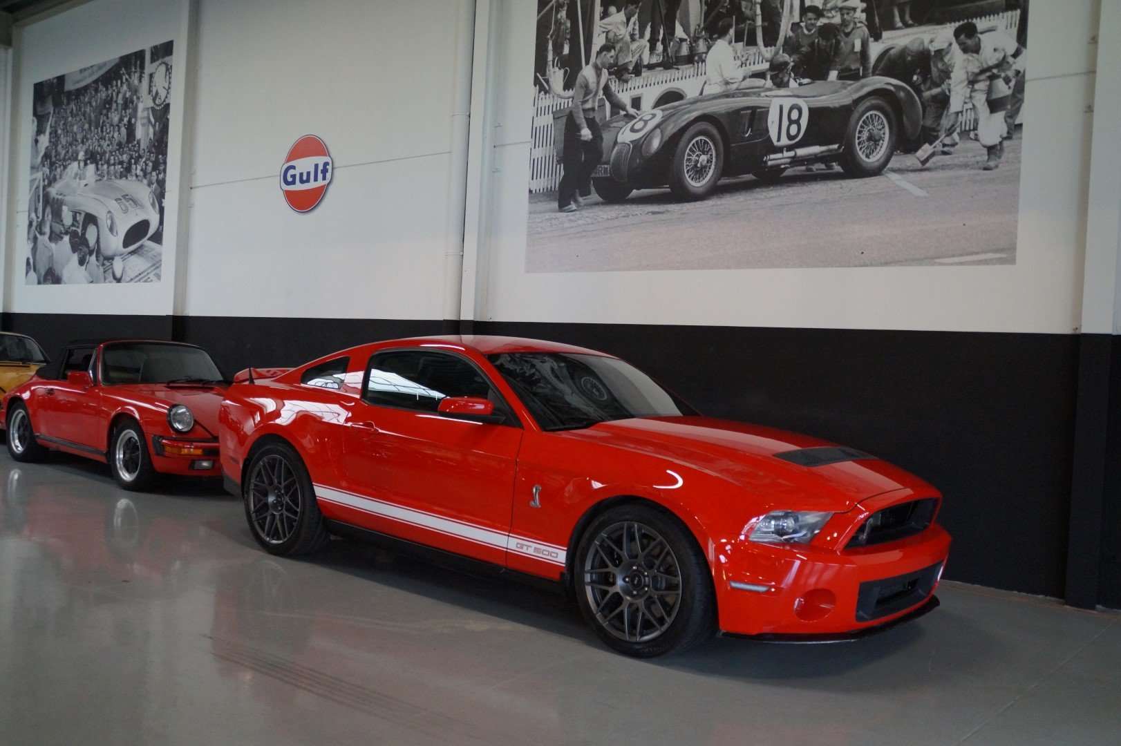 FORD MUSTANG Shelby GT500 SVT Performance Package (2011) For Sale (picture 1 of 6)