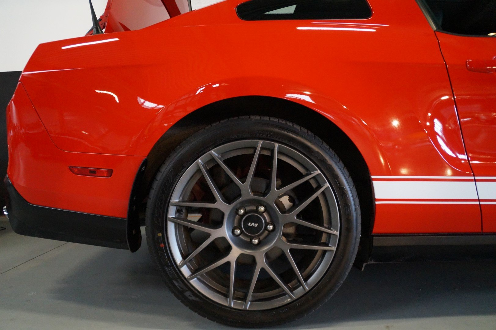 FORD MUSTANG Shelby GT500 SVT Performance Package (2011) For Sale (picture 6 of 6)