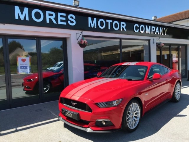 2016 Ford Mustang GT 5.0 V8 Custom, One Owner 1,500 Dry Miles  SOLD (picture 1 of 6)