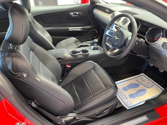 2016 Ford Mustang GT 5.0 V8 Custom, One Owner 1,500 Dry Miles  SOLD (picture 2 of 6)
