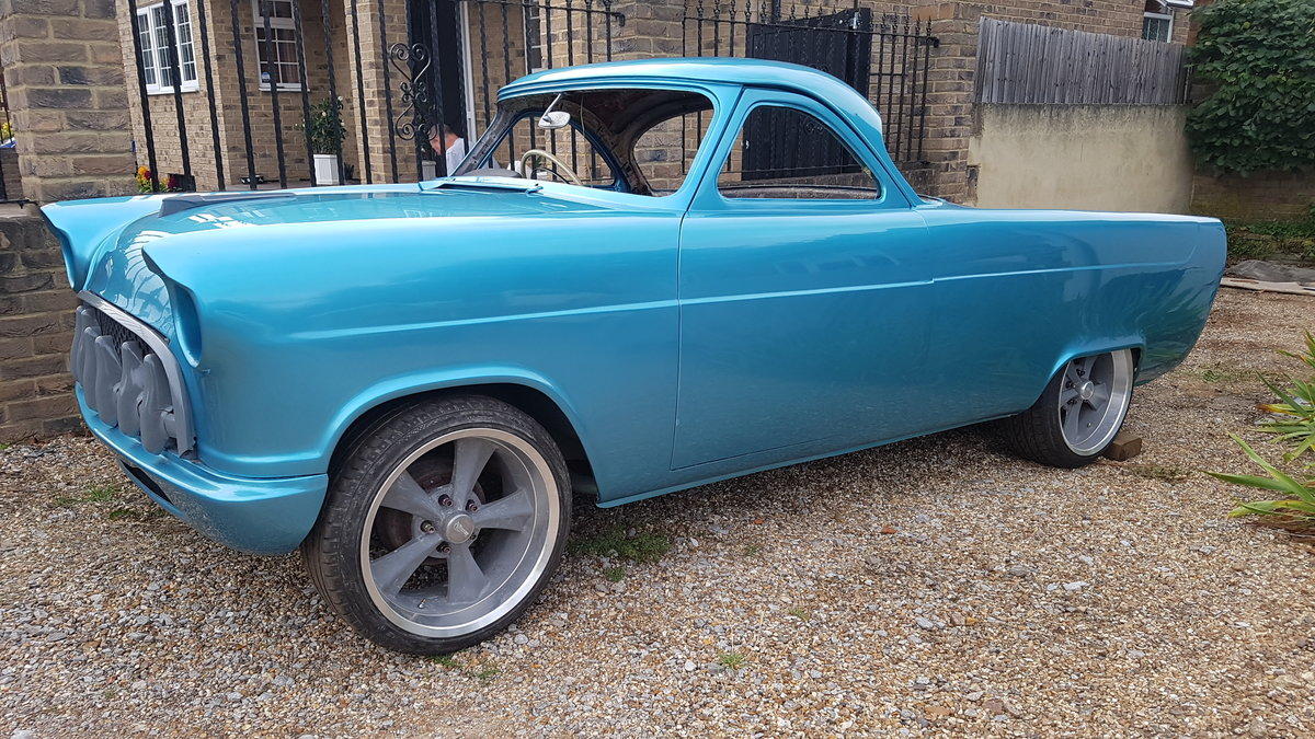 1960 Ford Consul pickup custom hot rod  project For Sale (picture 6 of 6)