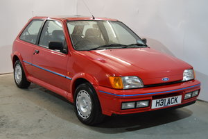 Ford Fiesta XR2i, 1 Owner, 55816 Miles, Unrestored..Superb!