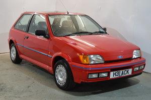 Ford Fiesta XR2i, 1 Owner, 55816 Miles, Unrestored..Superb!