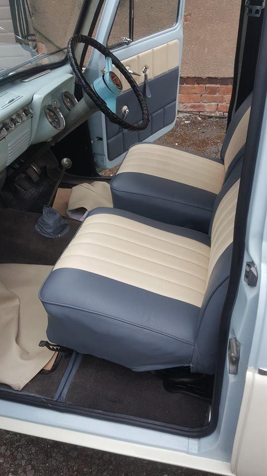 1961 classic ford prefect 107e SOLD (picture 3 of 5)