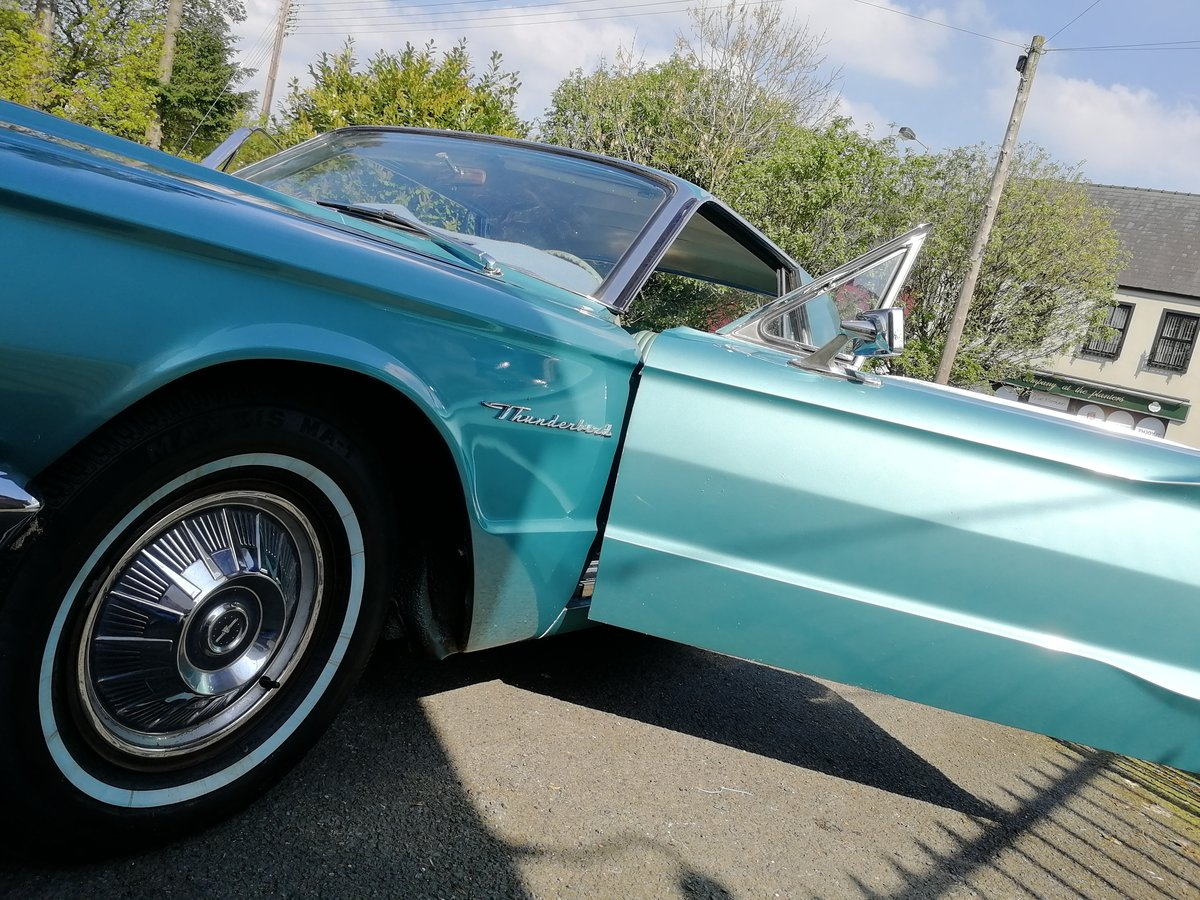1964 T-BIRD For Sale (picture 1 of 4)