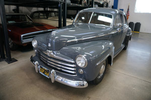 1948 Ford DeLuxe 2 Dr Business Coupe 239 V8 For Sale