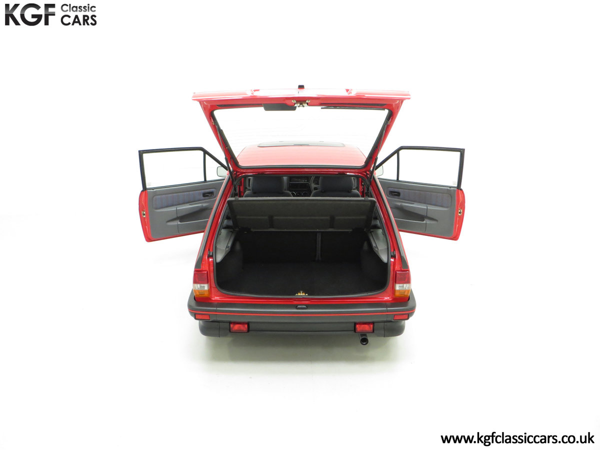 1988 A Fabulous Ford Fiesta XR2 with 26,416 Miles SOLD (picture 11 of 24)