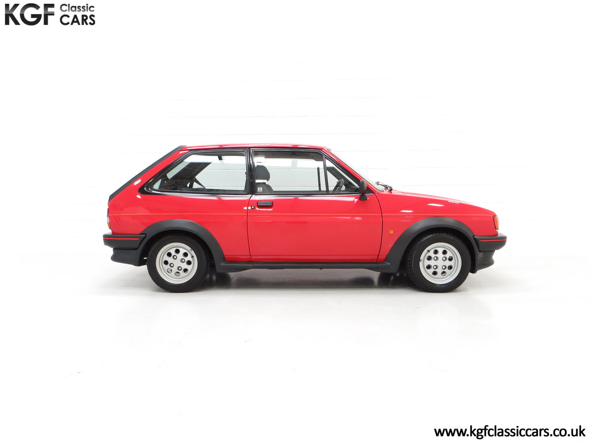 1988 A Fabulous Ford Fiesta XR2 with 26,416 Miles SOLD (picture 14 of 24)