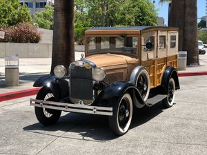 Picture of 1930 Ford Station Wagon For Sale