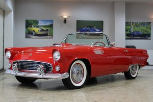 1955 Ford Thunderbird Convertible 292 V8 | Fully Restored