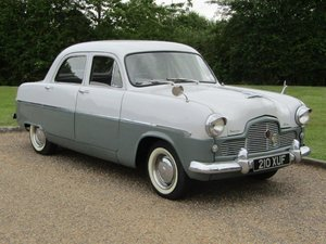 1956  Ford Zephyr 6 Saloon at ACA 22nd August