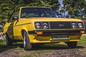 1980 Ford Escort Rs 2000
