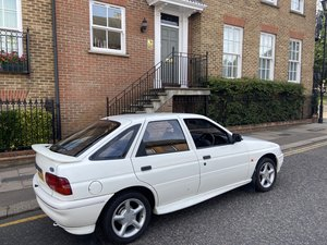 1993 Escort Low low mileage example