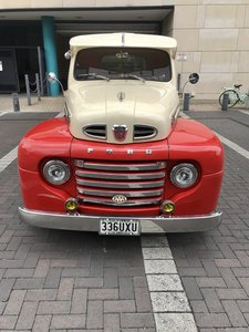1949 Ford F150 American Pickup Truck