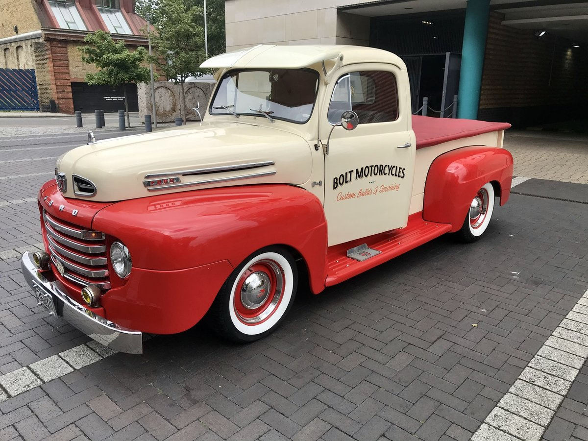 1949 Ford F150 American Pickup Truck SOLD (picture 3 of 6)