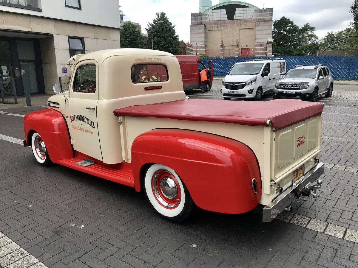 1949 Ford F150 American Pickup Truck SOLD (picture 4 of 6)