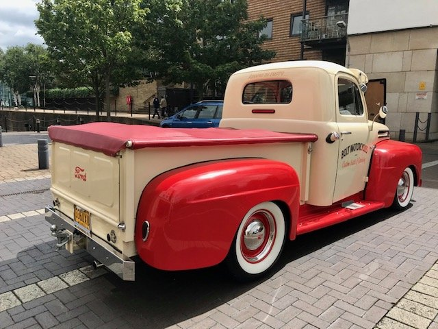 1949 Ford F150 American Pickup Truck SOLD (picture 5 of 6)