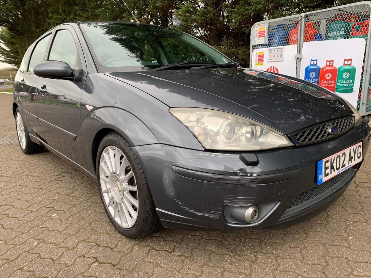 2002 Ford Focus Low mileage, fantastic car! For Sale (picture 2 of 6)