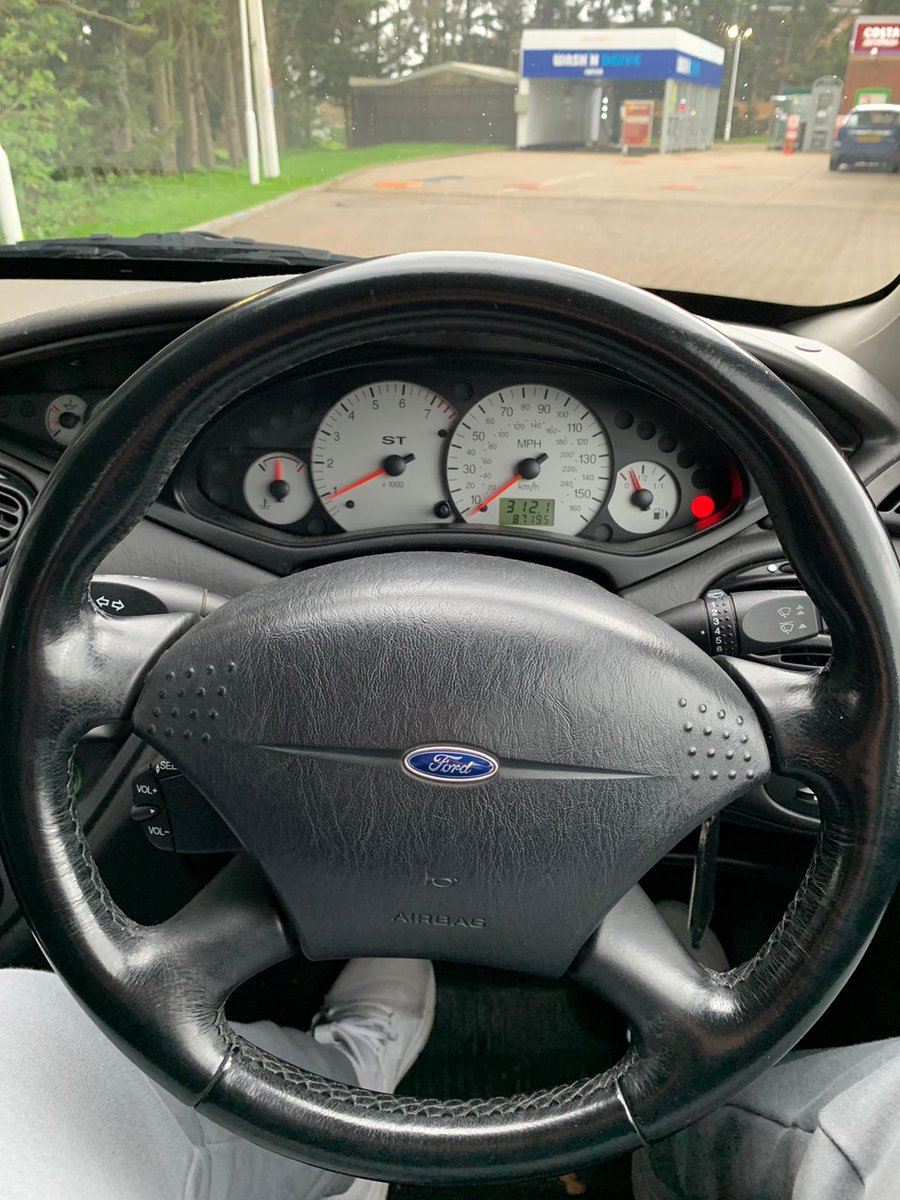 2002 Ford Focus Low mileage, fantastic car! For Sale (picture 4 of 6)