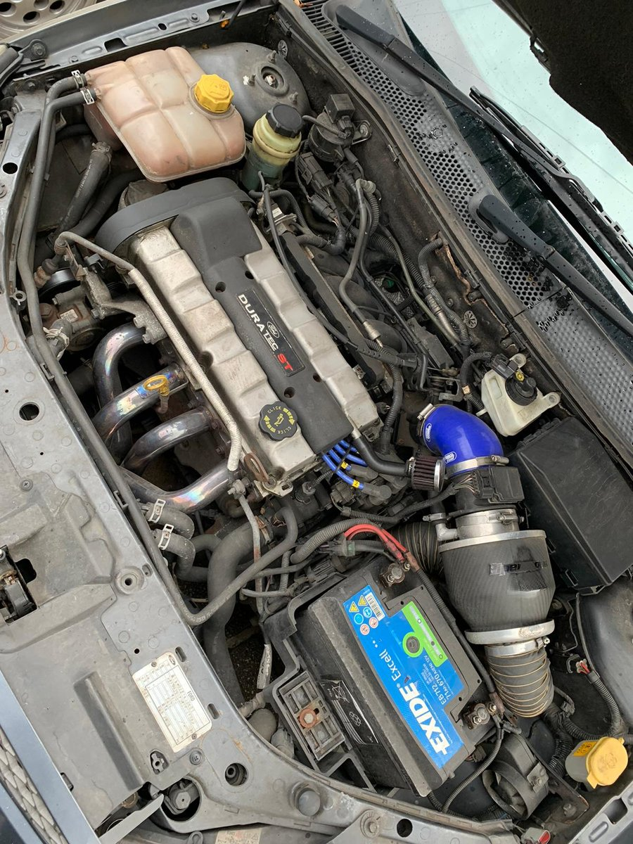 2002 Ford Focus Low mileage, fantastic car! For Sale (picture 5 of 6)