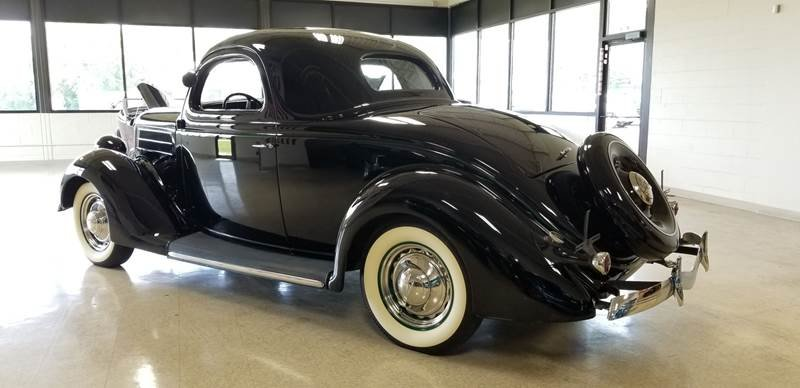 1936 Ford coupé 3 Window , no Hot Rod , Original For Sale (picture 3 of 6)