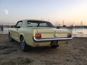 MUSTANG 289v8 - 1966 ONE OWNER - 62K MILES - BEAUTIFUL
