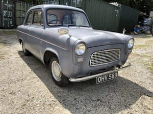 Ford Anglia 100e 1959 original condition