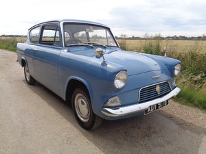 1964 Ford anglia - just pro resprayed + work