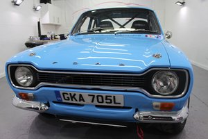 Lot 15-1973 Ford Mk1 Escort RS1600 Group 4 Rally Car-29/7/20