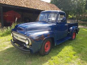 1953 Ford F100 stepside