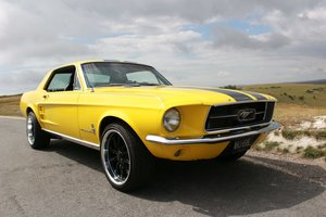 1967 Ford Mustang 302 High Performance Coupe
