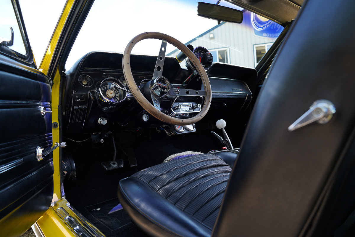 1967 Ford Mustang 302 High Performance Coupe For Sale (picture 4 of 6)