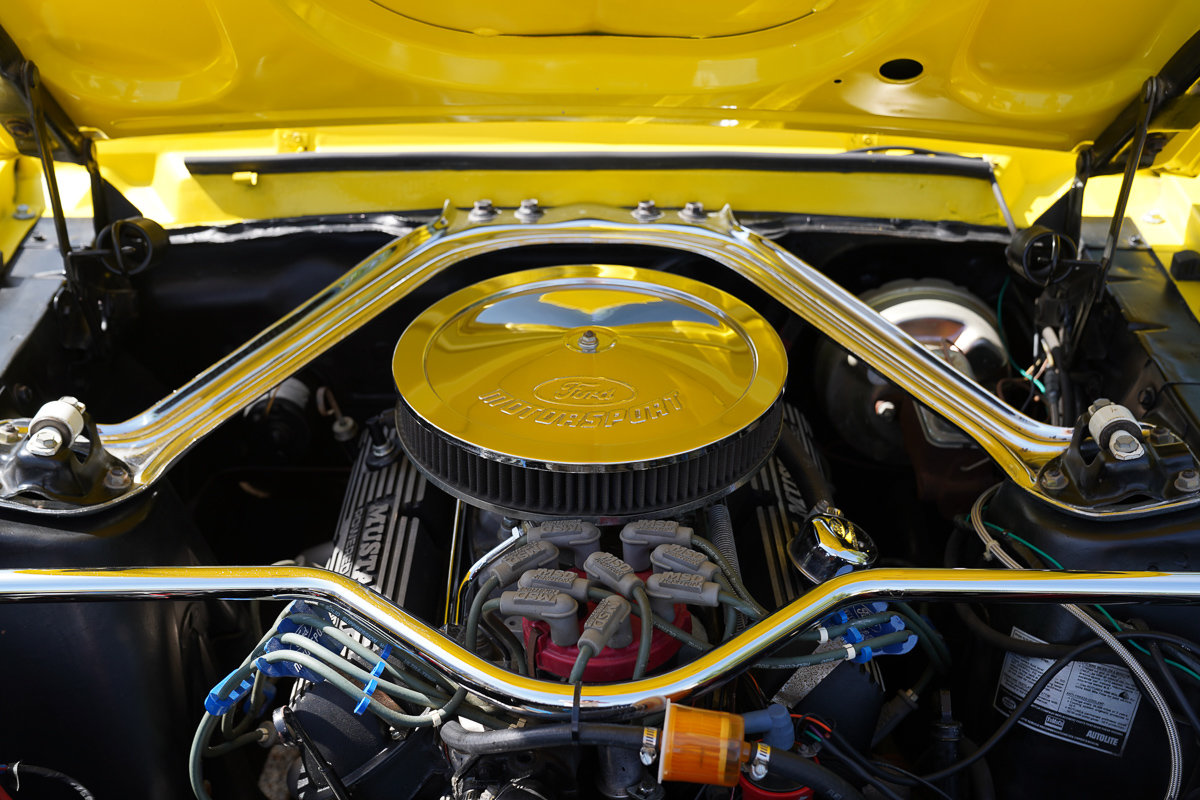 1967 Ford Mustang 302 High Performance Coupe For Sale (picture 5 of 6)