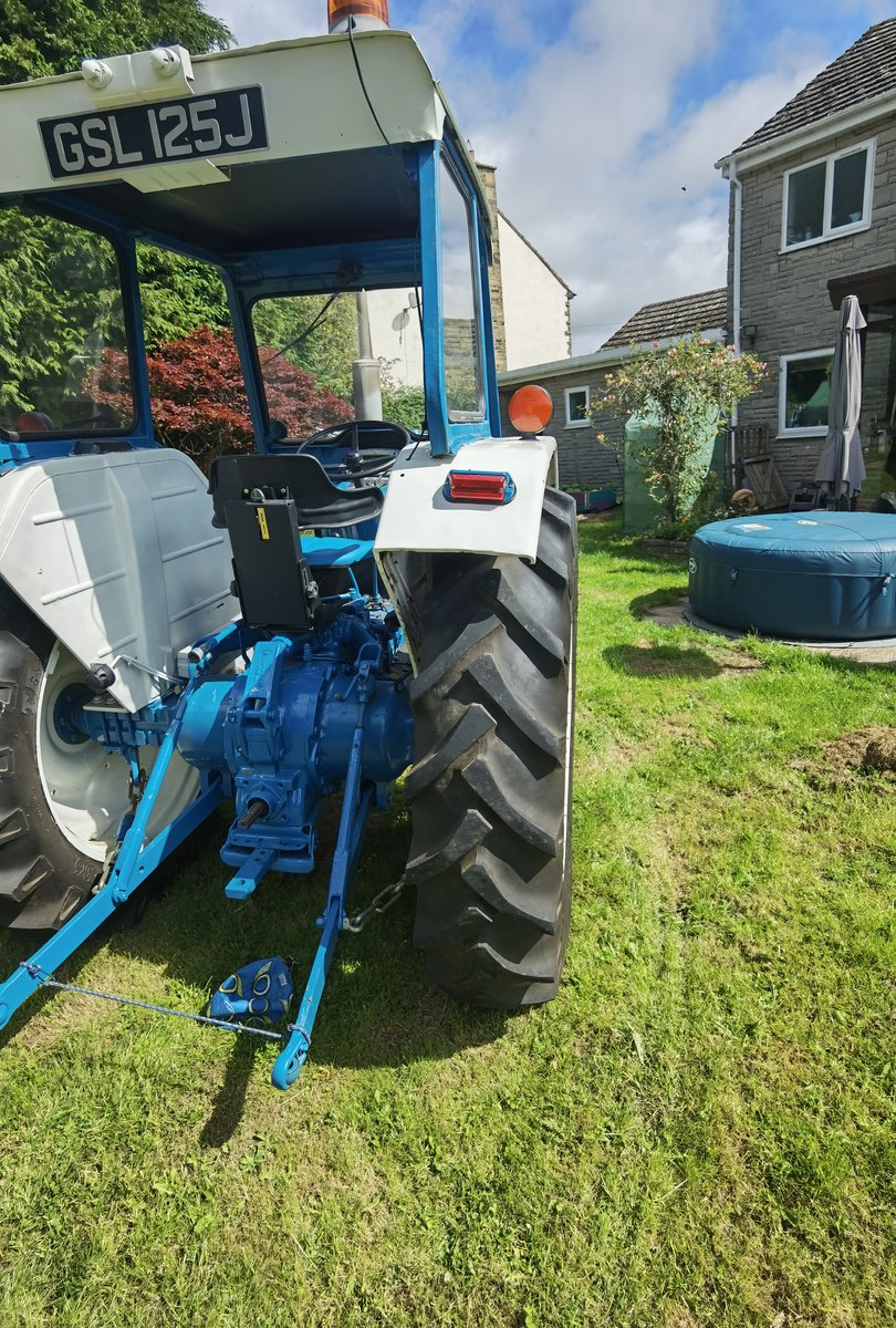 1971 Ford 4000 tractor For Sale (picture 5 of 5)